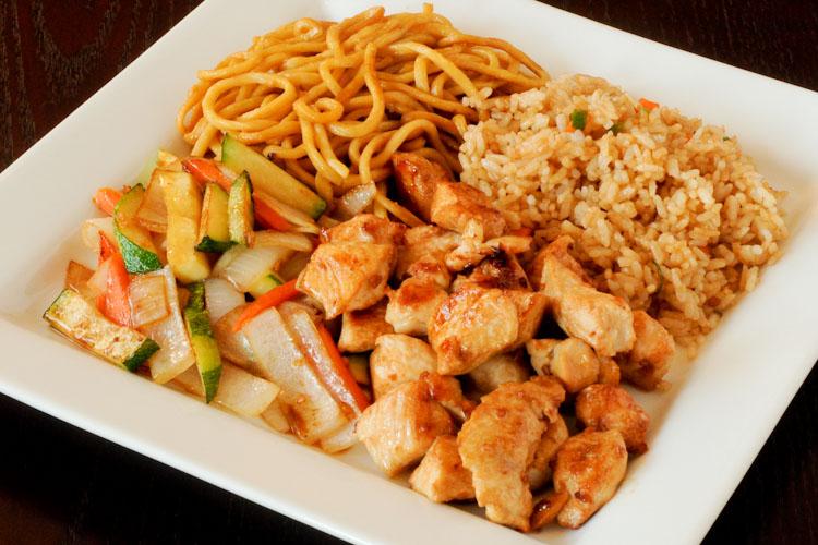 Amazing Delicious Nu Asian Bistro