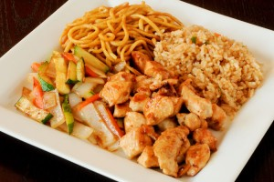 小图 hibachi Chicken